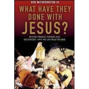 What Have the Done with Jesus?
