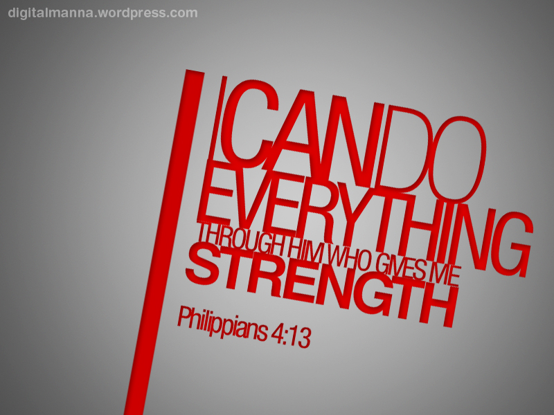 Philippians 413 Can You Do Or Endure Gary Reaves Livingston