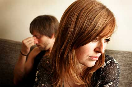 marital separation and dating